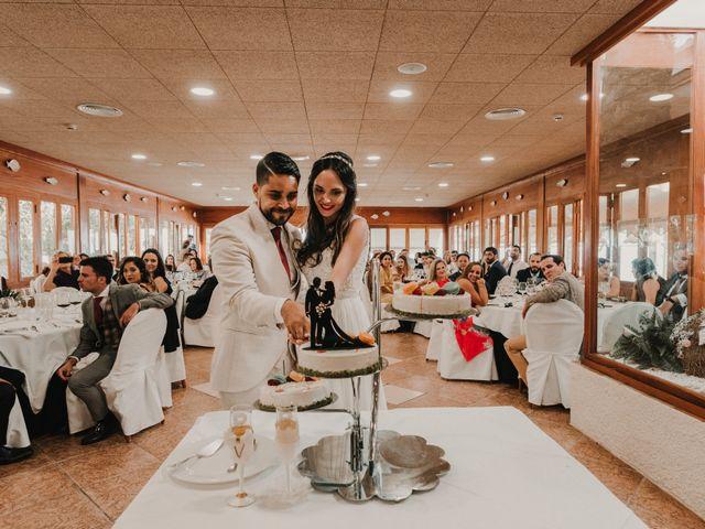 La boda de Paúl y Blanca en La/villajoyosa Vila Joiosa, Alicante 71