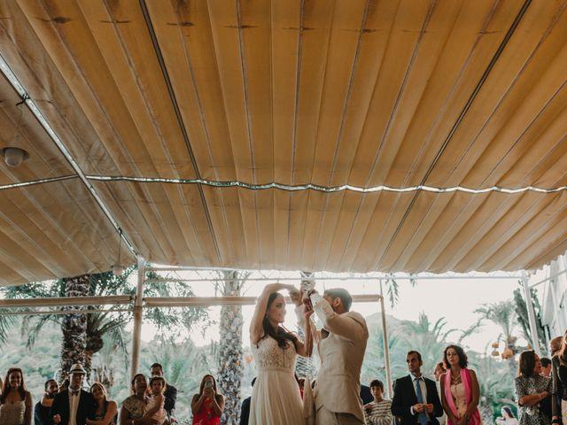 La boda de Paúl y Blanca en La/villajoyosa Vila Joiosa, Alicante 73