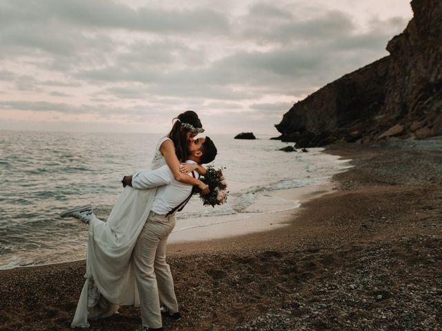 La boda de Paúl y Blanca en La/villajoyosa Vila Joiosa, Alicante 3