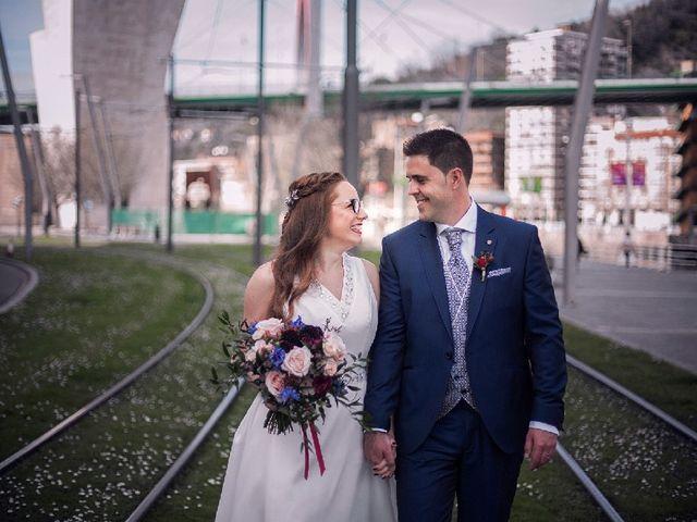 La boda de Zuri y Unai