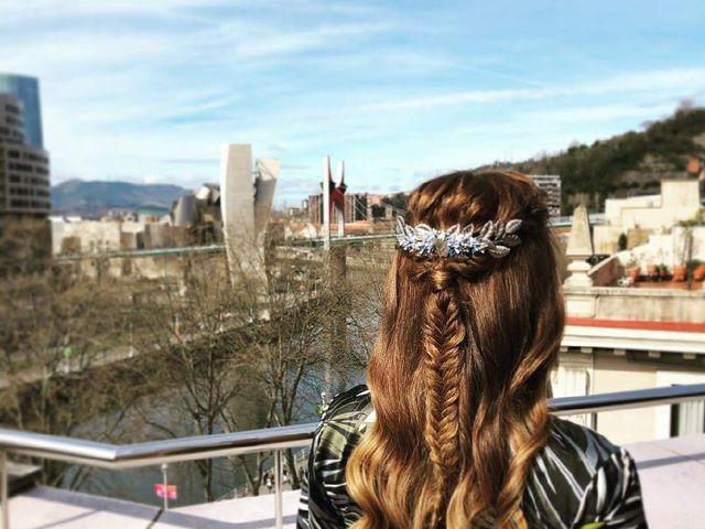 La boda de Unai y Zuri en Bilbao, Vizcaya 5