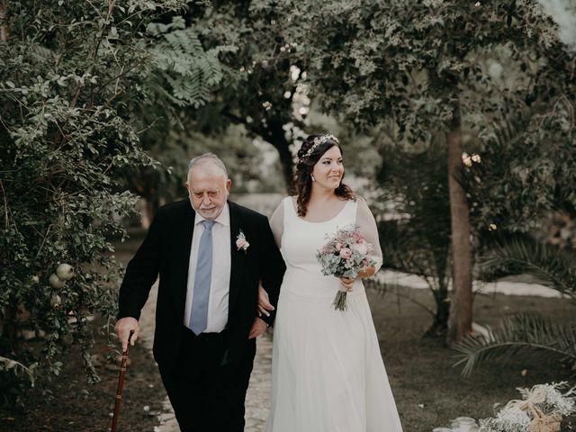 La boda de Óscar y Tamara en Aielo De Malferit, Valencia 10