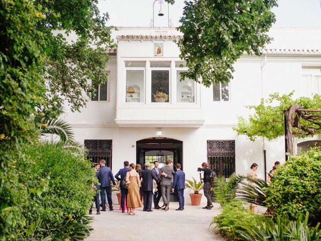 La boda de Manuel y Sara en Alginet, Valencia 6