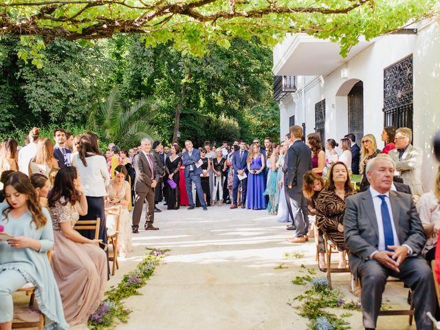 La boda de Manuel y Sara en Alginet, Valencia 11
