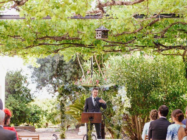 La boda de Manuel y Sara en Alginet, Valencia 14