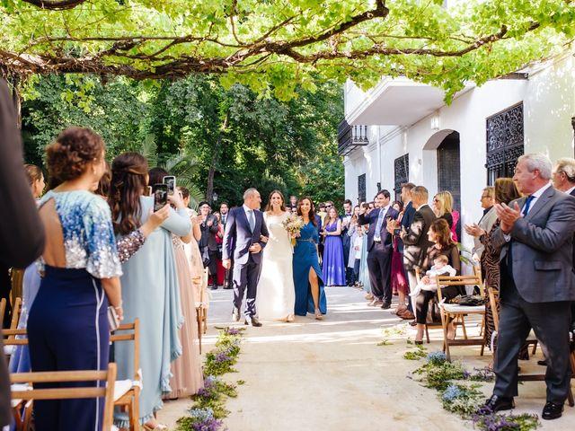 La boda de Manuel y Sara en Alginet, Valencia 16