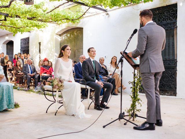 La boda de Manuel y Sara en Alginet, Valencia 19