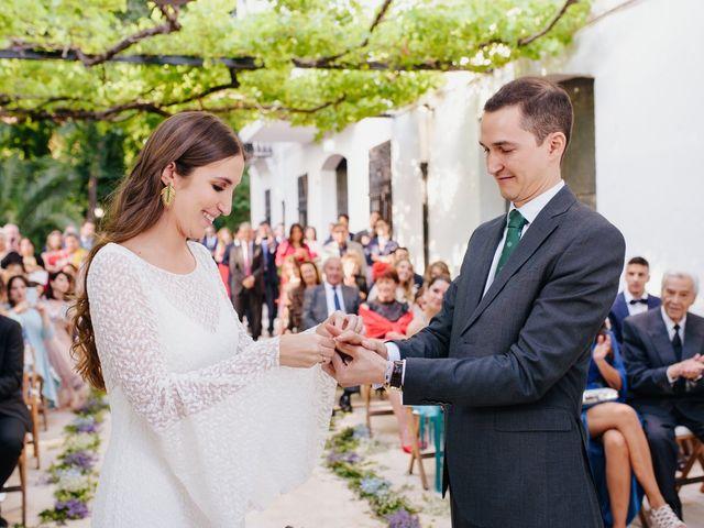 La boda de Manuel y Sara en Alginet, Valencia 33