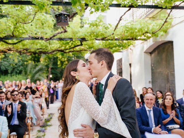 La boda de Manuel y Sara en Alginet, Valencia 34