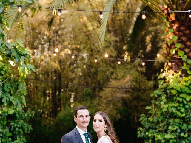 La boda de Manuel y Sara en Alginet, Valencia 45