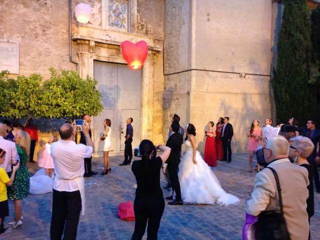 La boda de Arantza y Leandro en Albalat De La Ribera, Valencia 1