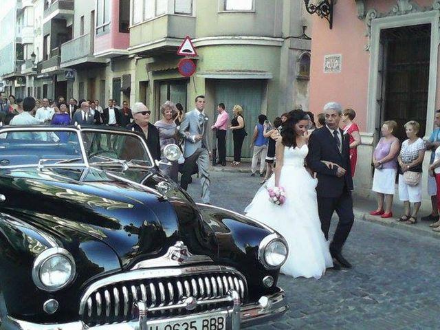 La boda de Arantza y Leandro en Albalat De La Ribera, Valencia 3