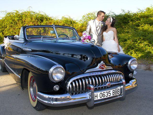 La boda de Arantza y Leandro en Albalat De La Ribera, Valencia 2