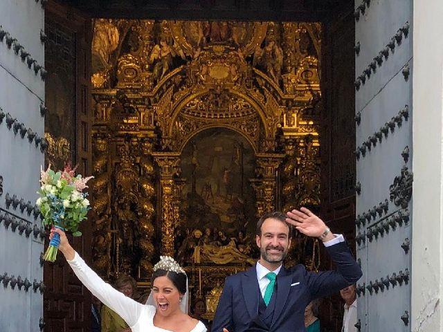 La boda de Borja y Carolina en Sevilla, Sevilla 3