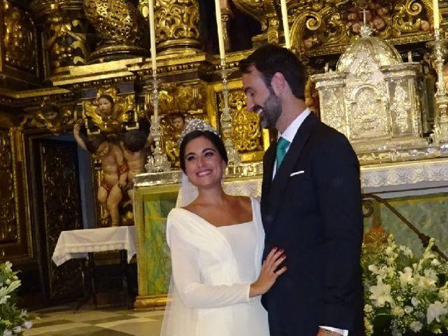 La boda de Borja y Carolina en Sevilla, Sevilla 4