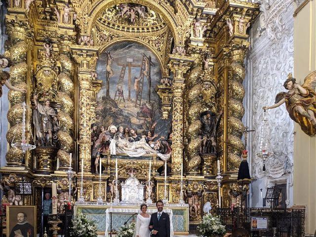 La boda de Borja y Carolina en Sevilla, Sevilla 6