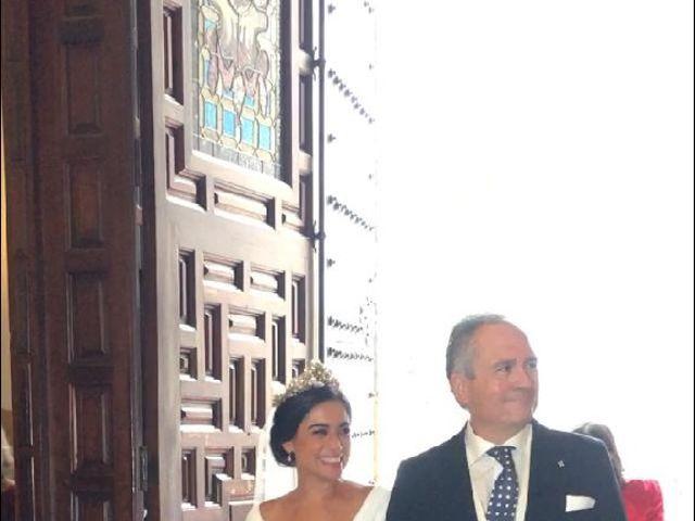 La boda de Borja y Carolina en Sevilla, Sevilla 7