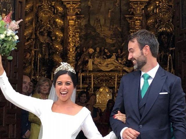La boda de Borja y Carolina en Sevilla, Sevilla 2