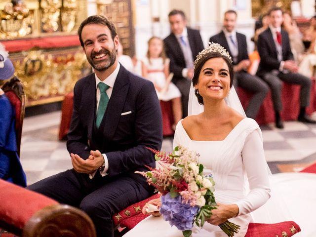 La boda de Carolina y Borja