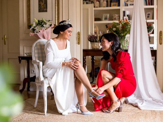 La boda de Borja y Carolina en Sevilla, Sevilla 8