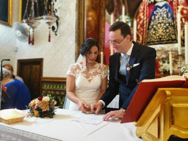 La boda de José Antonio y Macarena