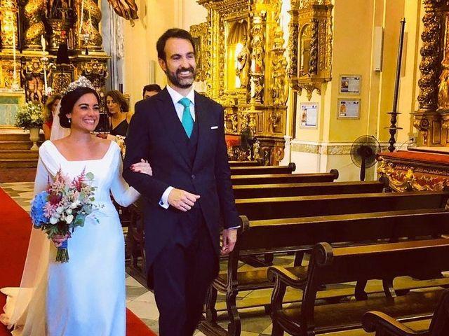 La boda de Borja y Carolina en Sevilla, Sevilla 11