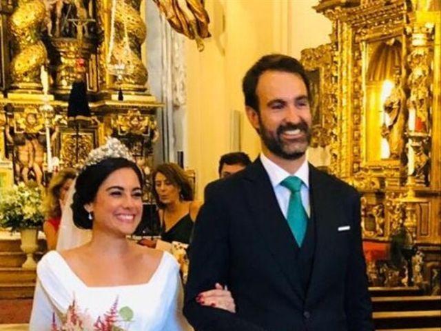 La boda de Borja y Carolina en Sevilla, Sevilla 12