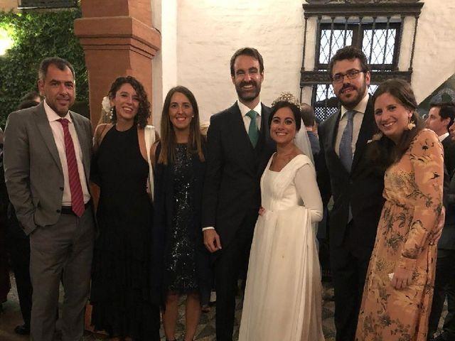 La boda de Borja y Carolina en Sevilla, Sevilla 14
