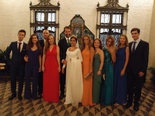 La boda de Borja y Carolina en Sevilla, Sevilla 15
