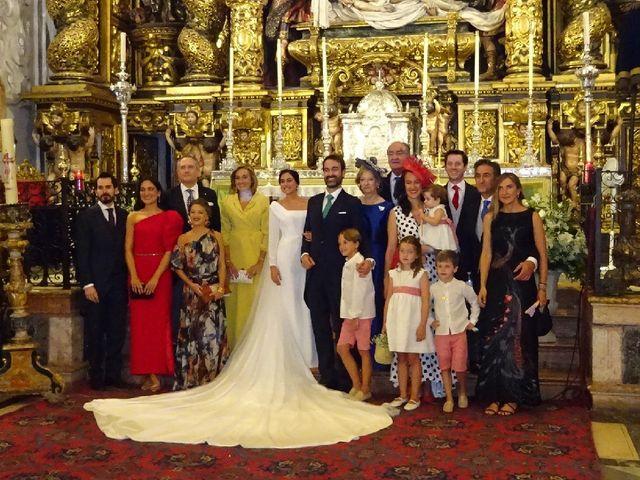 La boda de Borja y Carolina en Sevilla, Sevilla 16