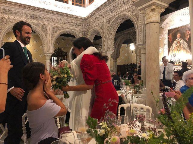 La boda de Borja y Carolina en Sevilla, Sevilla 17