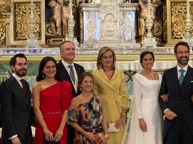 La boda de Borja y Carolina en Sevilla, Sevilla 18