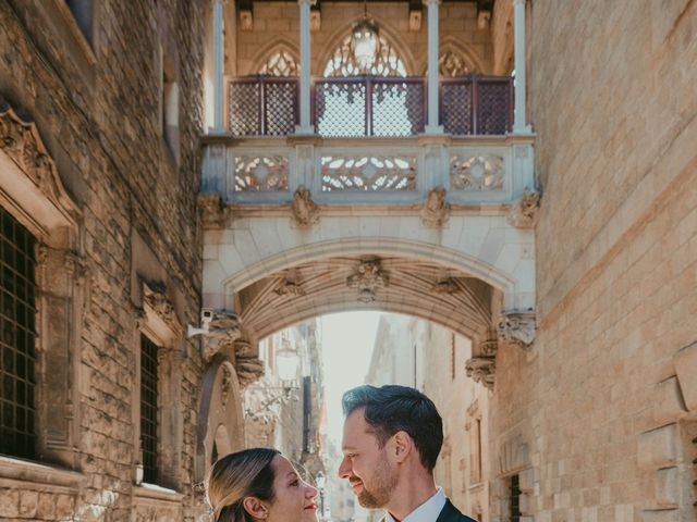 La boda de Juan y Virginia en Barcelona, Barcelona 5