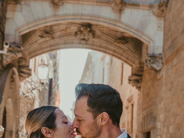 La boda de Juan y Virginia en Barcelona, Barcelona 6