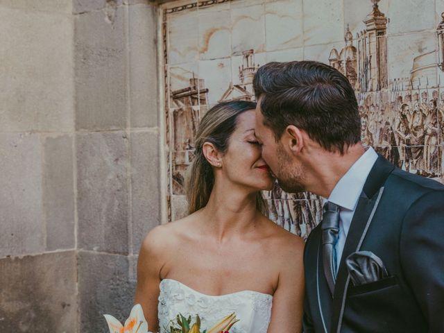La boda de Juan y Virginia en Barcelona, Barcelona 14