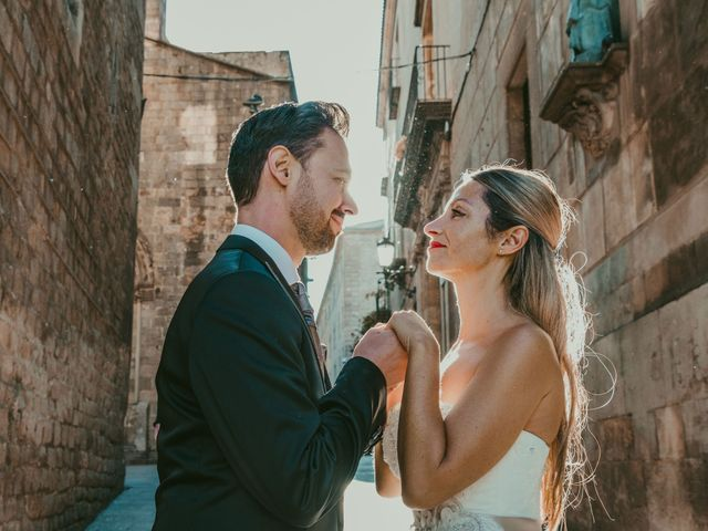 La boda de Juan y Virginia en Barcelona, Barcelona 17