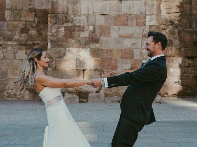 La boda de Juan y Virginia en Barcelona, Barcelona 26