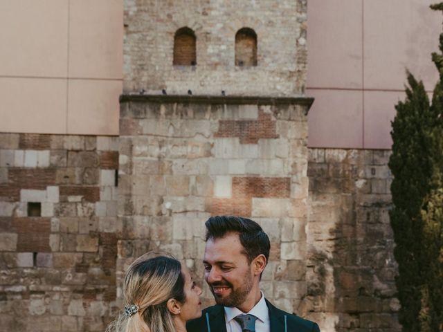 La boda de Juan y Virginia en Barcelona, Barcelona 27