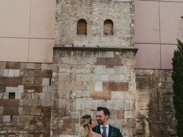 La boda de Juan y Virginia en Barcelona, Barcelona 28