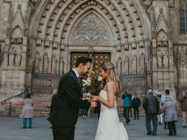 La boda de Juan y Virginia en Barcelona, Barcelona 30