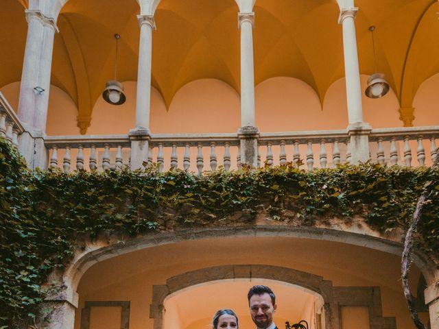 La boda de Juan y Virginia en Barcelona, Barcelona 40