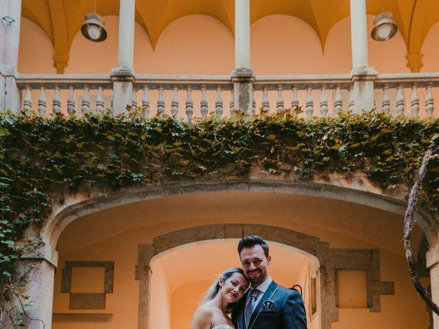La boda de Juan y Virginia en Barcelona, Barcelona 41