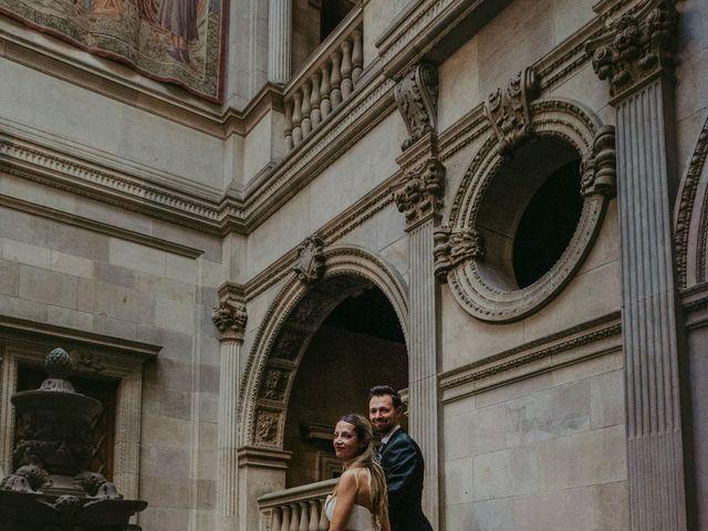 La boda de Juan y Virginia en Barcelona, Barcelona 47