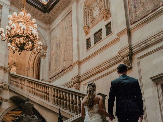 La boda de Juan y Virginia en Barcelona, Barcelona 48