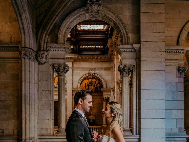 La boda de Juan y Virginia en Barcelona, Barcelona 52