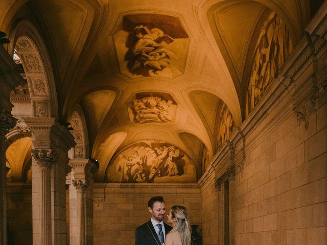 La boda de Juan y Virginia en Barcelona, Barcelona 55