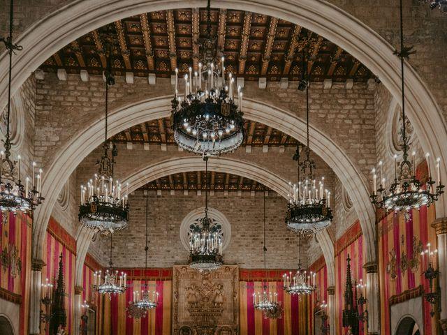 La boda de Juan y Virginia en Barcelona, Barcelona 81