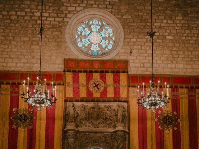 La boda de Juan y Virginia en Barcelona, Barcelona 82