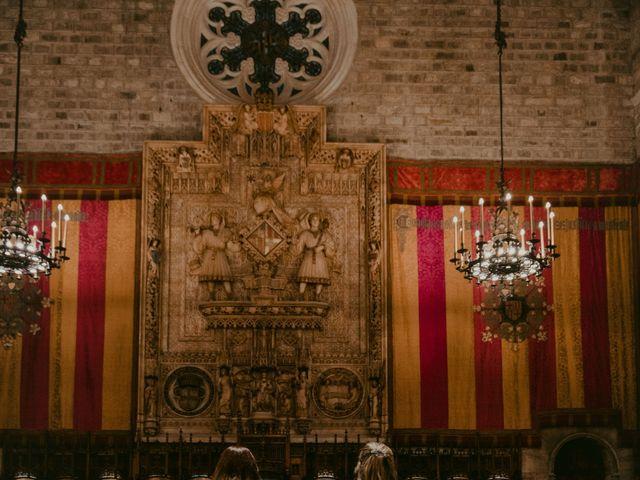 La boda de Juan y Virginia en Barcelona, Barcelona 83
