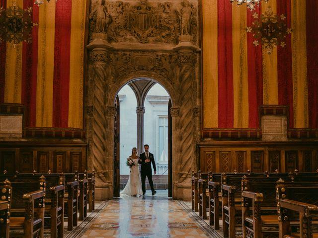 La boda de Juan y Virginia en Barcelona, Barcelona 84